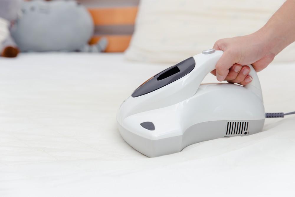 Beispiel von einem Milben-Handstaubsauger